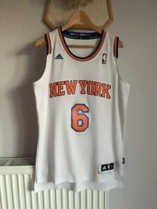 NEW YORK KNICKS NBA BASKETBALL JERSEY ADIDAS SHIRT SWINGMAN TYSON CHANDLER #6