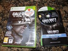 XBOX 360 CALL OF DUTY  GHOSTS  CASE ONLY ****NO GAME***