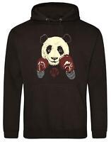 Panda Boxing - Sweatshirt Hoodie AWDiS