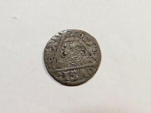N79 Ireland Henry III 1216-1272 AR Penny