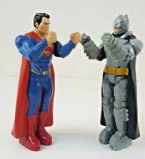 Superman and Batman Rock'em Sock'em No Pedestals