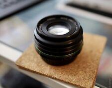 Pentax DA 70mm f2.4 Limited HD Lens No Hood or Case, Wear and Tear