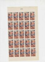 French Somalia Mint Never Hinged Part Stamps Sheet  ref R 17485