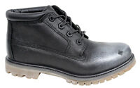 Timberland AF Nellie Chukka Waterproof Womens Boots Black Leather A12PK D6