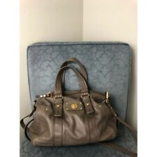 Marc Jacobs oversized satchel bag brown Womens Purse Large