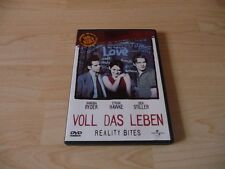 DVD Voll das Leben - Reality bites - Winona Ryder Ethan Hawke Ben Stiller