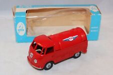Budgie Toys VW Volkswagen T1 Pick-Up ESSO red made in England mint in box
