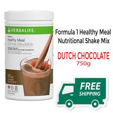 HERBALIFE - Formula 1 Healthy Meal Nutritional Shake Mix Dutch Chocolate 750g