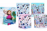Jumbo Frozen Sticker Book 8 Sheets ~ Birthday Decoration Party Favor Supplies