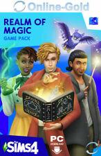 The Sims 4 Realm of Magic Key (DLC Addon) - PC EA Origin codice digitale - ITA