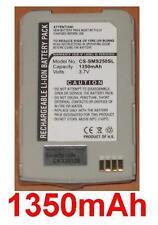 Batería 1350mAh tipo CS-SMS250SL Para SAMSUNG SCH-S250, SGH-S250