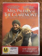 Joan Plowright MRS PALFREY AT CLAREMONT ~ 2006 New Zealand Kiwi Film R4 DVD