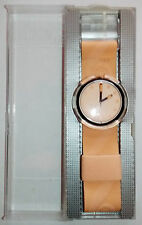 OROLOGIO - WATCH - RELOJ/ ORIGINAL POP SWATCH/ PWB167 - GRANATINA - 1992