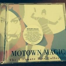 Motown Magic-The ultimate Hit Collection (1994) Marvelettes, Mary Wells, .. [CD]