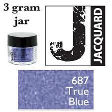 Pearl Ex Mica Powdered Pigments - 3g bottles - TRUE BLUE 687