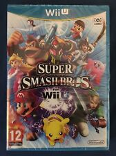 Super Smash Bros. WII-U PRECINTADO!!!