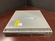 Cisco N3K-C3064PQ-10GX Nexus 3064 - 48-Port SFP+ 10Gb 4x QSFP+ W/ EARS NO POWER