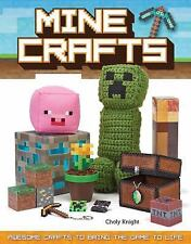 Craft Projects for Minecraft(R) and Pixel Art Fans: 15 Fun, Easy-to-