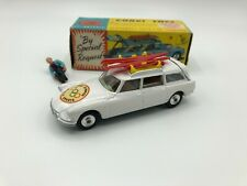Corgi Toys Citroen Safari 475 1964 Olympics Excellent Condition W/ Original Box