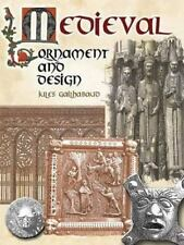 Medieval Ornament and Design (Dover Pictorial Archive), Gailhabaud, Jules, Good