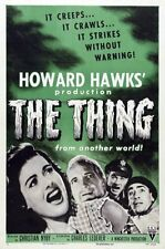"""Thing The From Another World Movie Poster 24""""x36"""""""