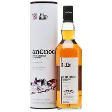 AnCnoc 18 Year Old Single Malt Scotch Whisky 700mL