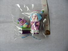STRAWBERRY SHORTCAKE VINTAGE MINIATURES PLUM AND OWL NO OUTER PACKET