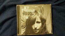 KT TUNSTALL - EYE TO THE TELESCOPE. CD