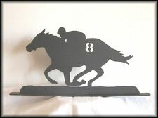 Race Horse Racing Western Metal Art Silhouettes!