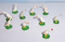 1/64 10 Pack of Ertl Geese