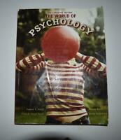 THE WORLD OF PSYCHOLOGY by Wood Green Desmarais 4th Canadian Edition 2005