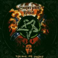 Use Once and Destroy, Superjoint Ritual, Good