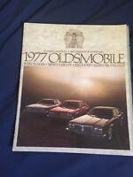 1959 Oldsmobile 88 98 Large Color Brochure Catalogue Prospekt