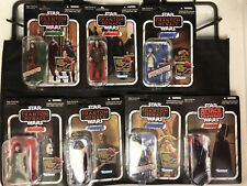 LOT OF 7 Star Wars Prequel VINTAGE COLLECTION Figures VC Maul Amidala Guard More