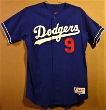 LOS ANGELES DODGERS MARQUIS GRISSOM #9 MLB BATTING Majestic Size 46 JERSEY