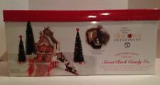 Dept 56 Sweet Rock Candy Co. North Pole Series Special Issue 2000