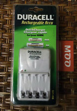 Duracell CEF12N QuickCharger Battery Charger for NiHM AAA/AA