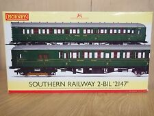 "Hornby R3161B Southern Railway 2-BIL ""2147"" Train Pack DCC Ready"
