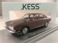 KESS MODEL 1/43 Alfa Romeo Osi De Luxe 1965 Brown  Met. Art. KE43000251