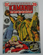 Kamandi #1 (1st Print) 8.5 VF+