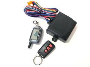 NEW! 2-Ways Motorcycle Alarm System 711 njqby02 w601000233
