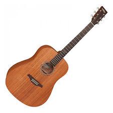Vintage V501MH dreadnought guitare acoustique-satin acajou finition-neuf