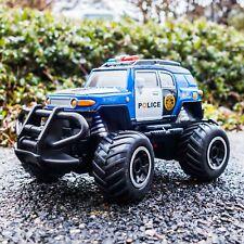 Ferngesteuerte Auto kleine SUV Polizei Wagen RC Mini Monster Truck Spielzeug 46F
