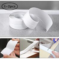 Kitchen Bathroom Sink Caulk Sealing Strip Wall Waterproof Self-Adhesive PVC Tape
