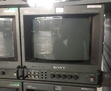 Broadcast monitor Sony bvm-9044d (ideal para retro Gamer) RGB capaz!!!
