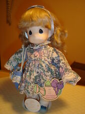 Precious Moment doll from 1 st Edition -May-Iris #1459