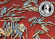 500 Spearpoint CHAMBERLAIN NEEDLES for Phonographs, Victrola & old Gramophones