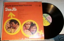 DON HO You're Gonna Hear from Me LP 1966 These Boots Are Made For Walkin'