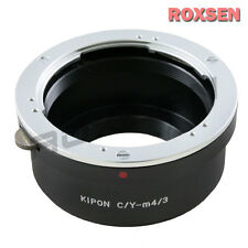 Kipon Contax C/Y Yashica Lens to Micro 4/3 Mount Adapter GH4 E-P5 PL6 GF6 GX7