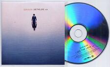 GEVA ALON I See The Love UK 1-trk promo test CD Neal Casal